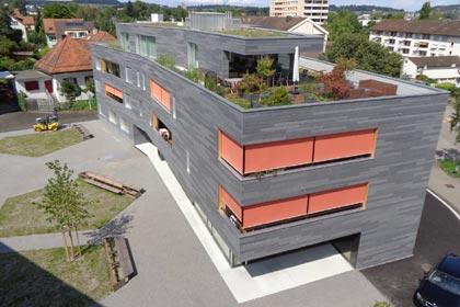 Bauten und Projekte Winterthur / Zürich